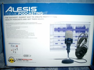 Alesis USB-MIC Podcasting Kit